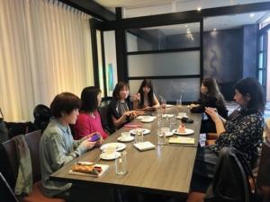 5月13日LOVEJobお茶会開催しました。